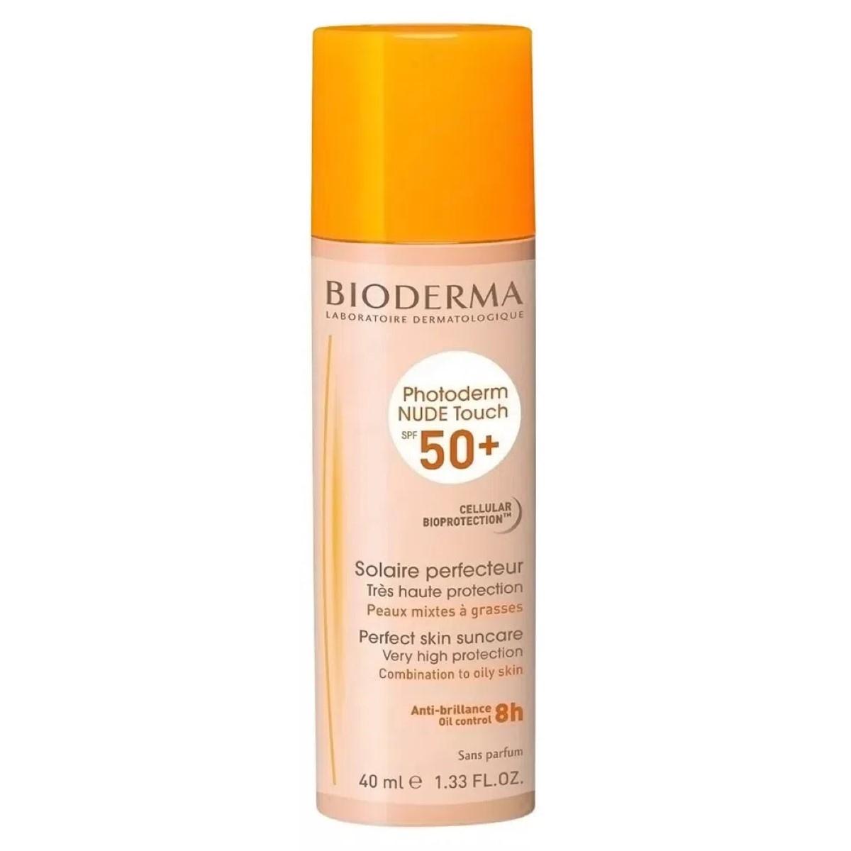 Resenha: protetor Photoderm NUDE Touch FPS50+ da Bioderma